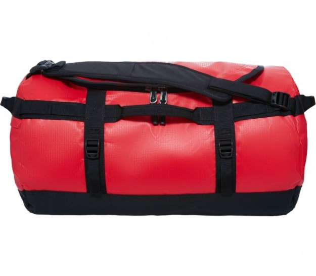 The North Face - Base Camp sac de sport S (rouge/noir)