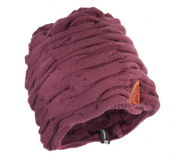 Maloja - MuntanelaM. Snow Bonnet pour femmes (rouge)