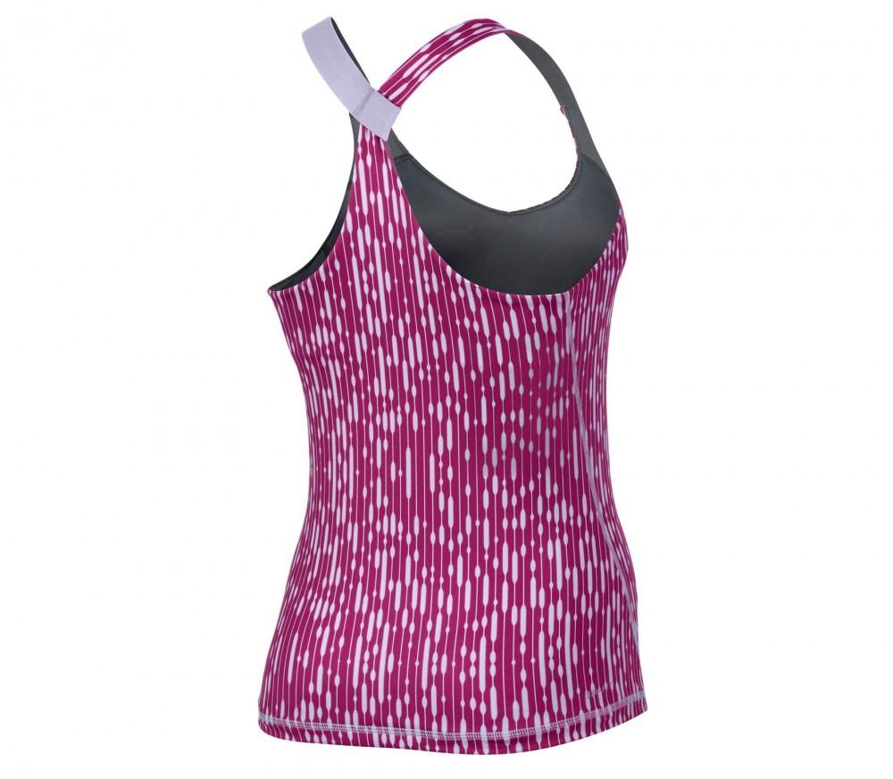 Nike Printed Knit Rservoir Femmes Tennis Chemise Rouge