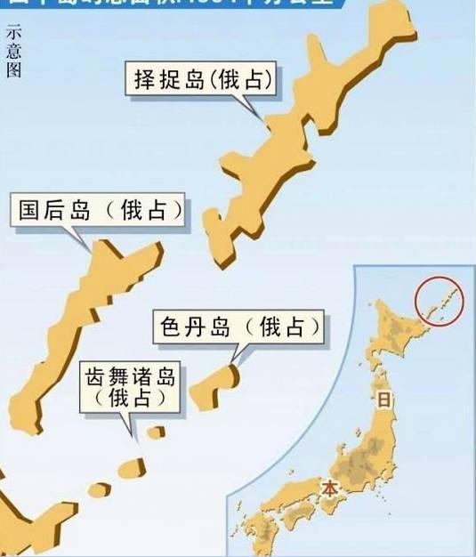 俄總理又登日俄爭議島嶼 他每次都趕這麼巧 - 每日頭條