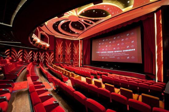 來了就不想走的電影院:澳門最豪華電影院銀河UA - 每日頭條