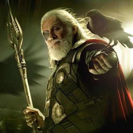 雷神托爾之父——北歐神話中的眾神之王:奧丁 - 每日頭條