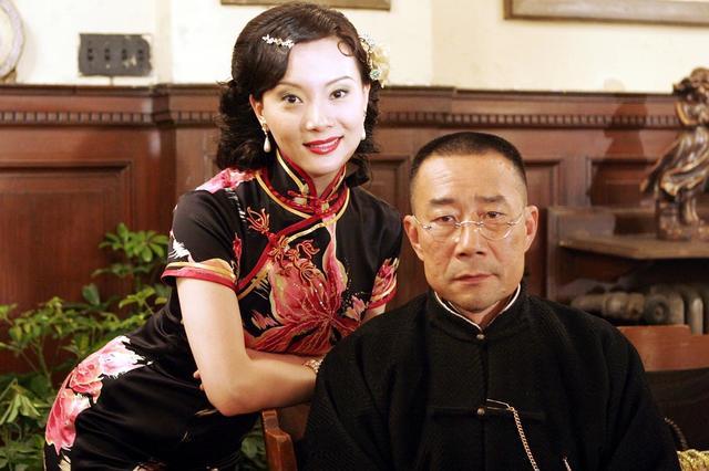上海灘大亨馮敬堯的女人方艷蕓(陳數版),你的微笑 - 每日頭條