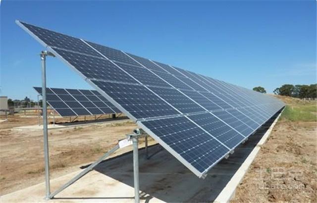 太陽能支架結構和用料詳解 - 每日頭條