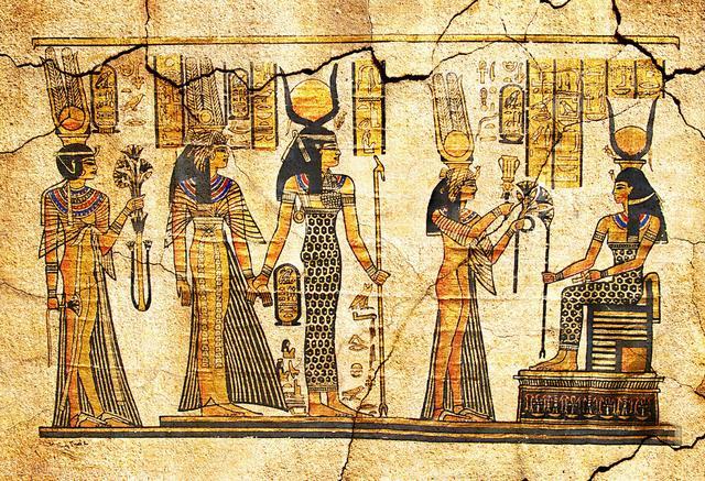 古埃及文明在輝煌和理性中泯滅的悲哀 - 每日頭條