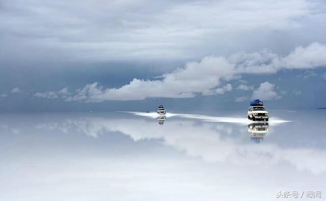 傳說中的天空之鏡 玻利維亞鹽湖 - 每日頭條