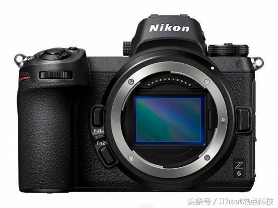 進軍無反市場 尼康正式發布全畫幅微單相機 - 每日頭條