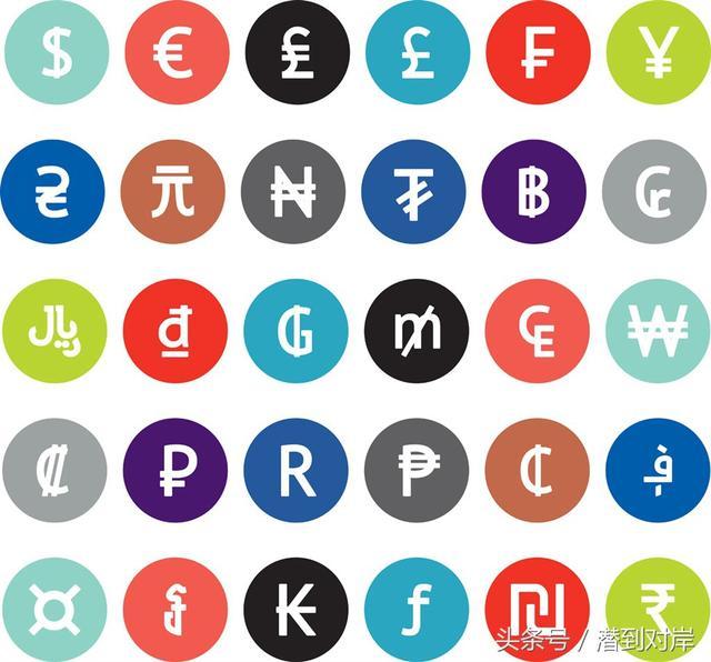 為什麼人民幣和日元的符號都是「¥」?是抄襲嗎? - 每日頭條