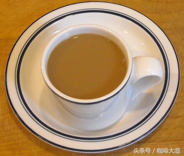 每天學習一款咖啡:咖啡歐蕾Café au lait - 每日頭條