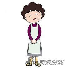 櫻桃小丸子手游角色介紹 櫻桃子媽媽的簡介 - 每日頭條