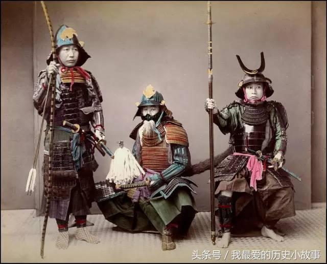 原來日本武士和浪人是這樣區分的 - 每日頭條