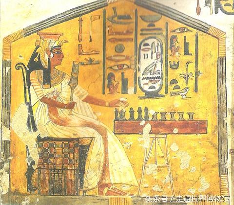 別錯過!世界上最著名的古埃及珍寶(中) - 每日頭條