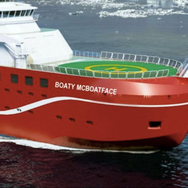 Boaty McBoatface Know Your Meme
