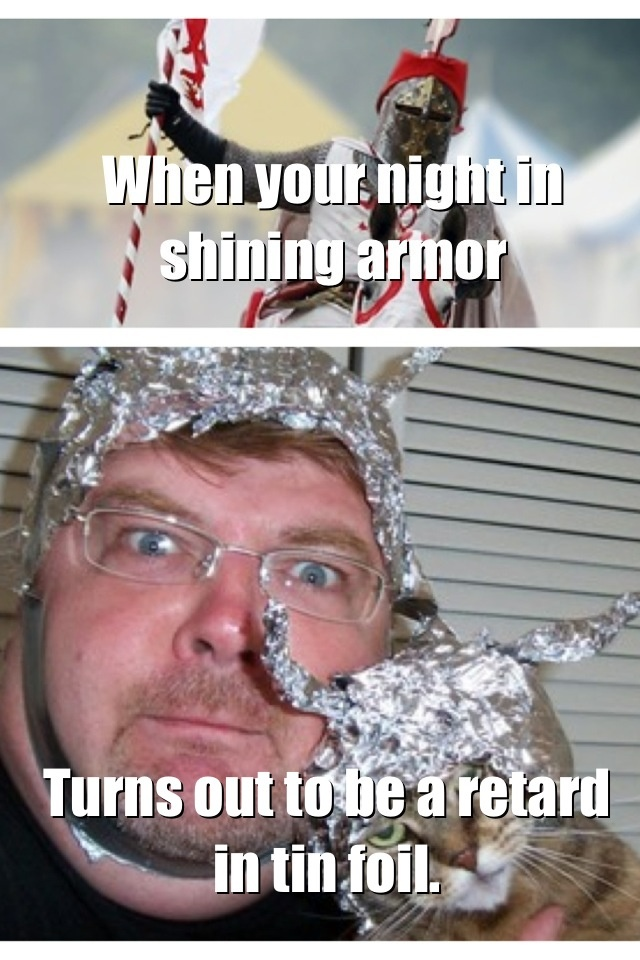 Armor Are Knight You Meme My Shining