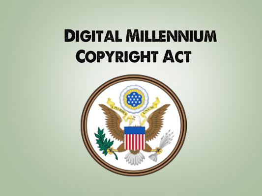 Image result for DMCA