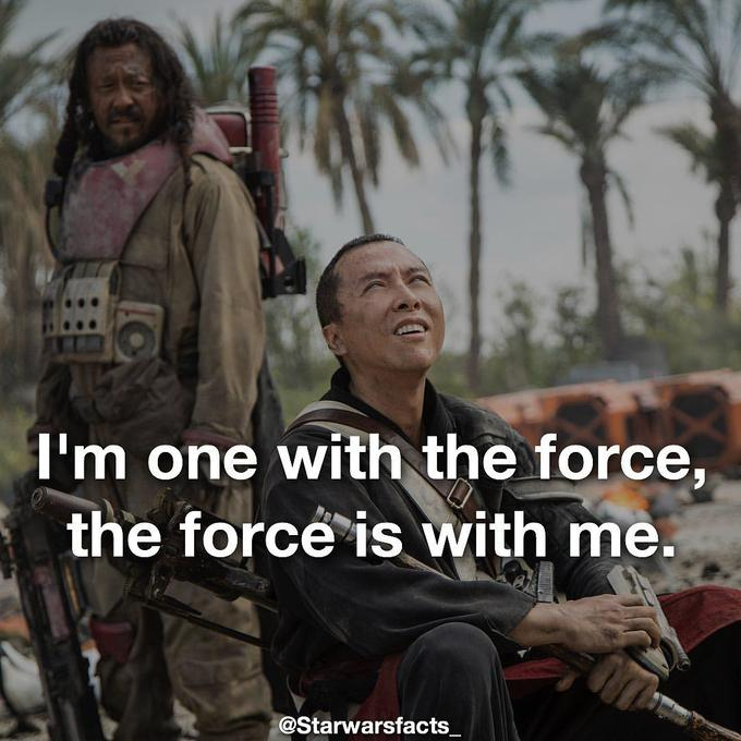 Image result for chirrut imwe meme