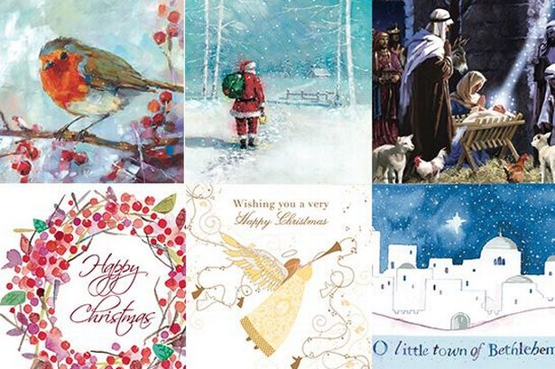 15 Charity Christmas Cards To Help Good Causes In