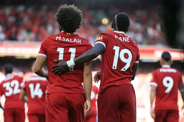 Liverpool ratings - Firmino, Salah and Mane run wild against Arsenal