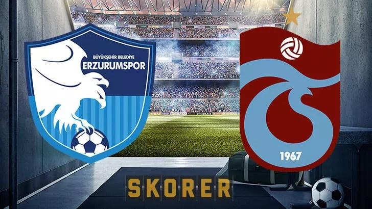BB Erzurumspor Trabzonspor maçı ne zaman, saat kaçta, hangi kanalda?