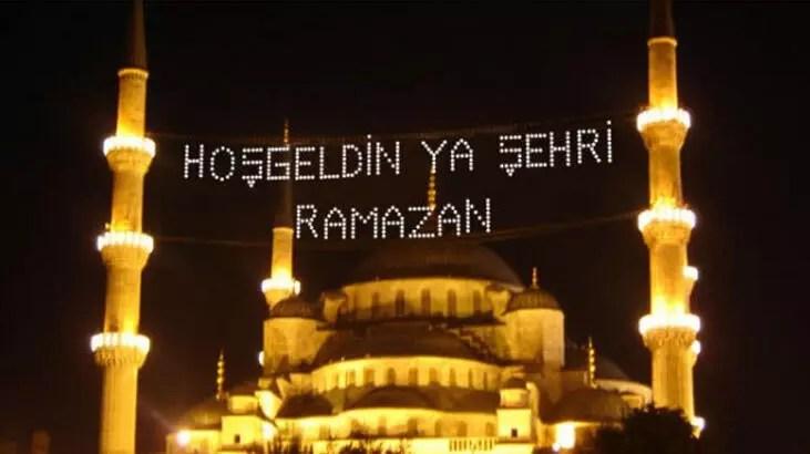 Ramazan ayı ne zaman başlayacak? Üç ayların sonuncusu Ramazan ne zaman başlar ne zaman sona erer?