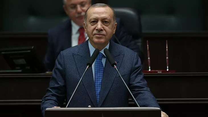 Cumhurbaşkanı Erdoğan'dan son dakika corona virüsü açıklaması