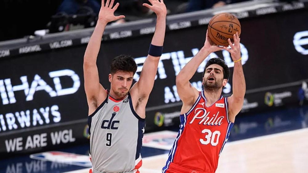NBA'de Furkan Korkmaz'ın 18 sayıyla oynadığı maçta Philadelphia 76ers  kazandı - Basketbol Spor Haberleri