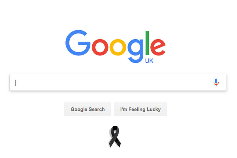 Google Manchester Black Ribbon