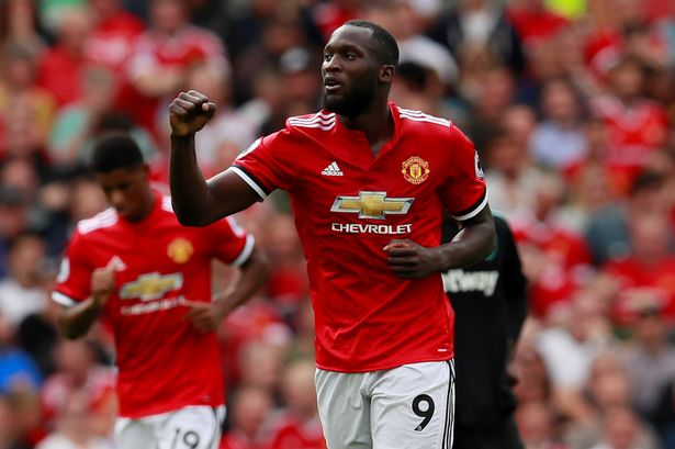 Image result for Romelu Lukaku 4-0 West Ham