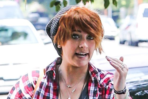 Recovering: Paris Jackson was rushed to hospital following a suicide attempt