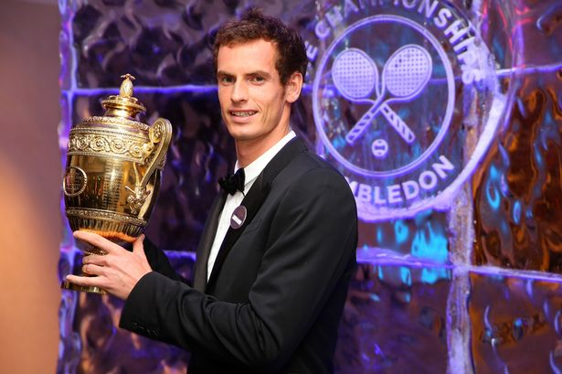 Image result for andy murray's maiden win wimbledon