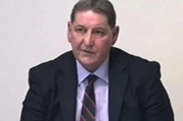DCI Clive Driscoll
