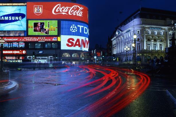 Piccadilly Circus, London, London, England