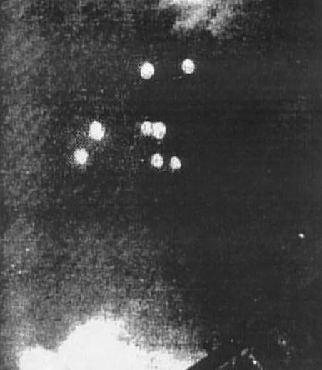 Tulsa Saucers July 12th 1947