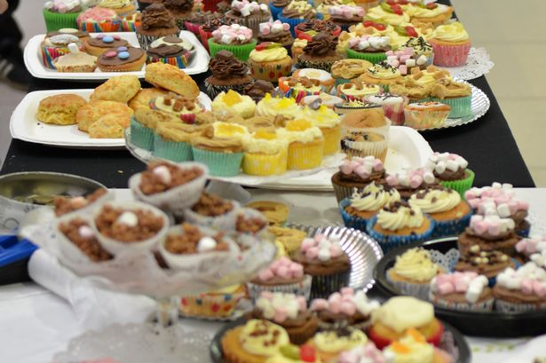 Image result for cake stall