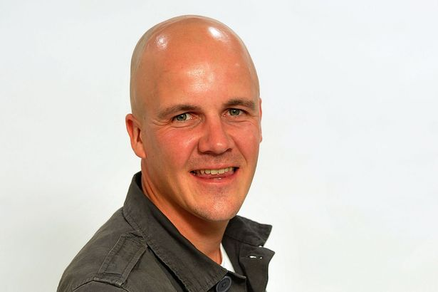 Welsh Lottery winner Matthew Evans