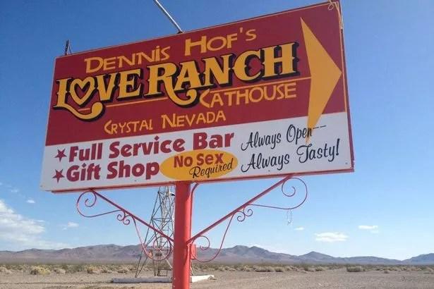 Love Ranch Vegas