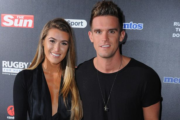 Lillie and Gaz had seemed rock solid before their break up in November