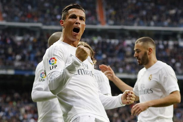 Image result for ronaldo 2017 real madrid