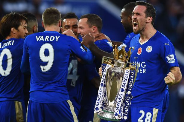 Leicester City wins Premier League after Chelsea held Tottenham