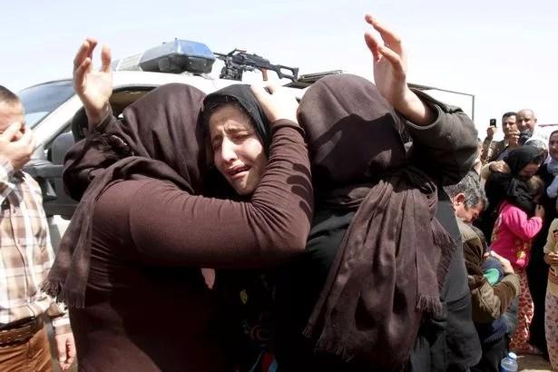 Yazidi Woman