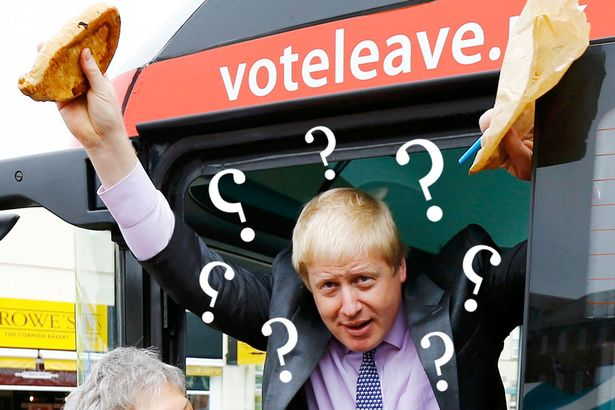 It's all about how you add up the maths, Boris