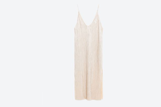 Zara Long Slip Dress