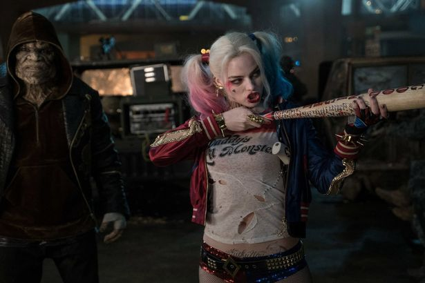 Image result for margot robbie suicide squad