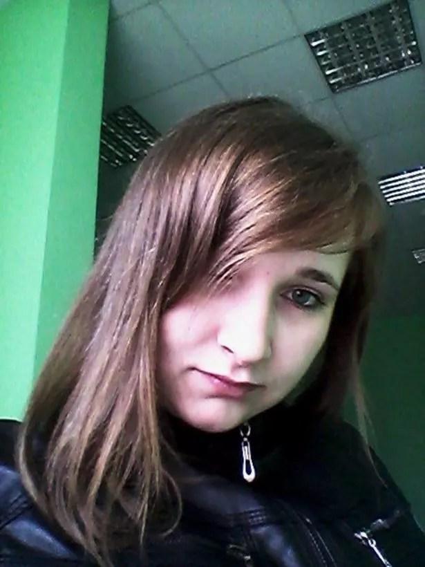 Kristina Medvedeva, a shop assistant in the Russian city of Ekaterinburg