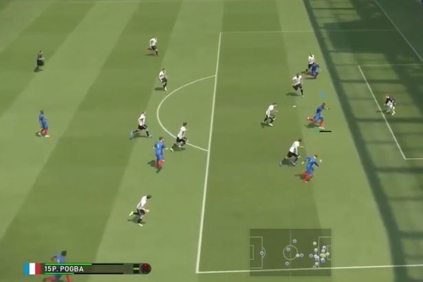 Image result for PES 17 gameplay