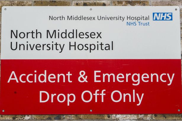 North Middlesex Hospital, Edmonton