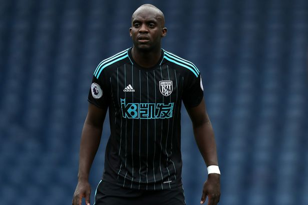 Mohamed Sissoko during the international friendly match between West Brom and Delhi Dynamos