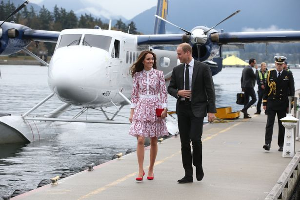 Image result for royal visit canada 2016