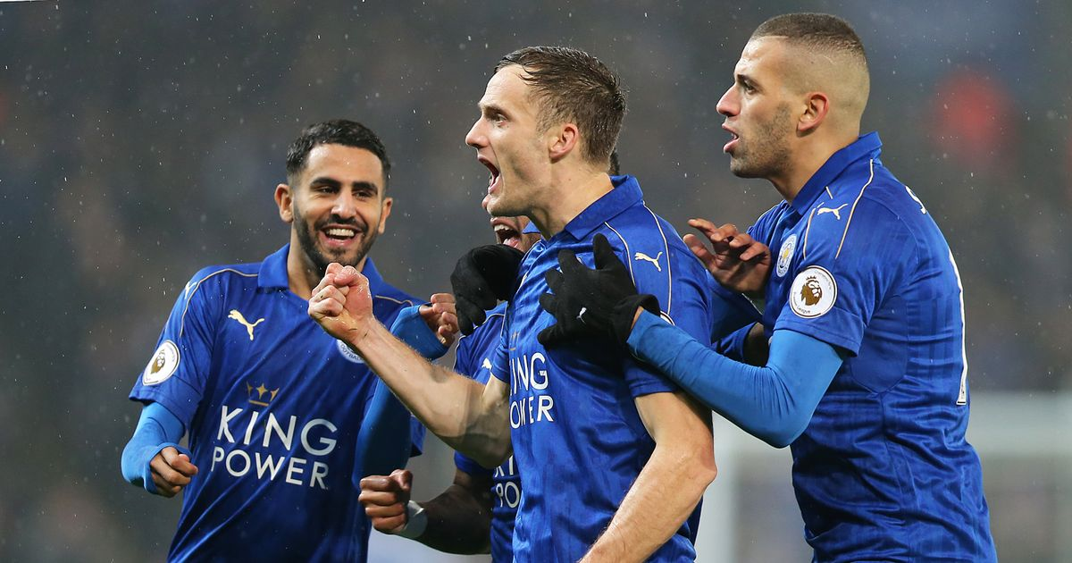 Image result for leicester vs man city