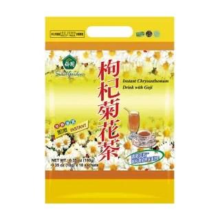 【薌園】枸杞菊花茶10gX18入X1袋